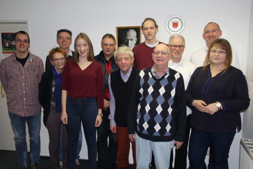 SPD OV OHZ Vorstand 2019