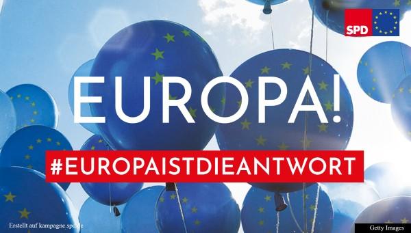 Europa ist die Antwort - SPD Ortsverein Osterholz-Scharmbeck
