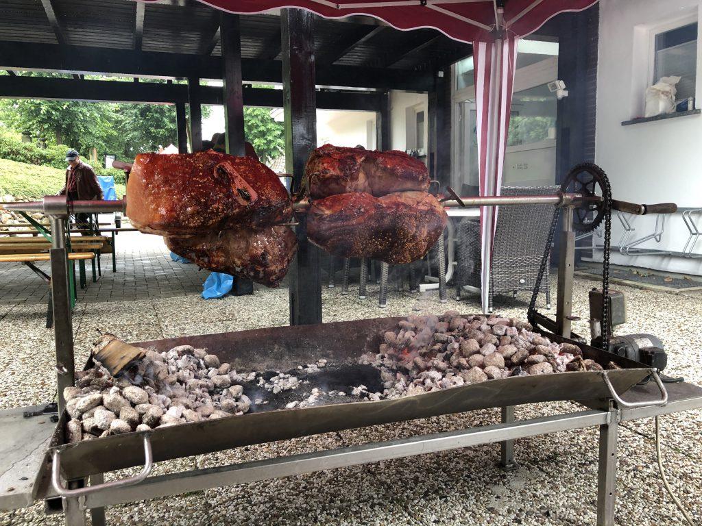 Internes Grillfest SPD OHZ (06.07.2019)