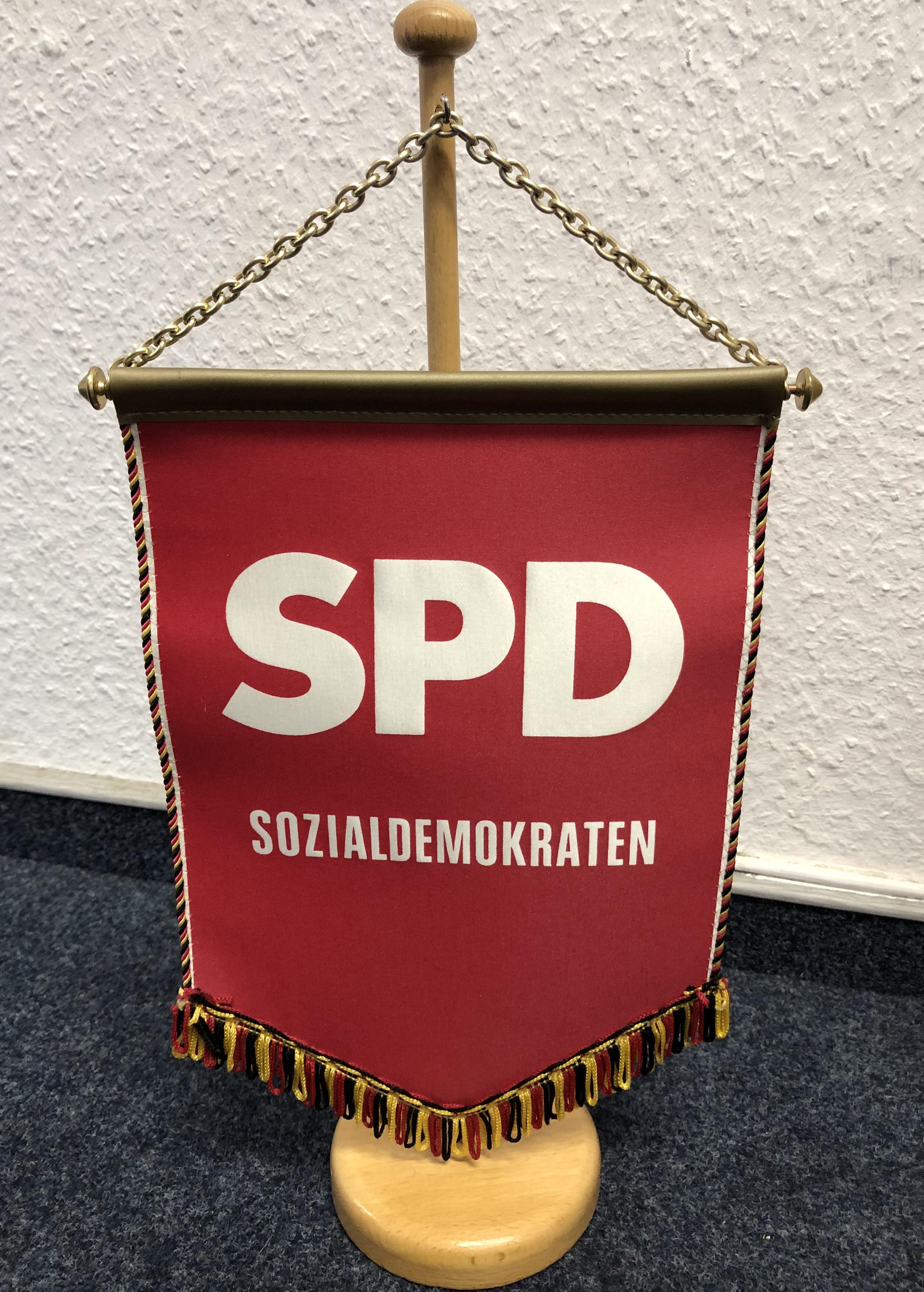 Wimpel SPD