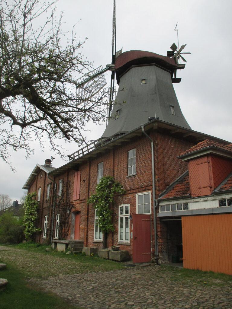 Spendenübergabe Mühle von Rönn