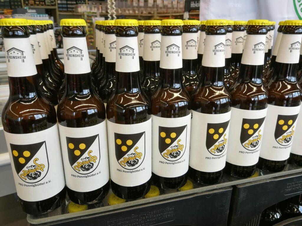 Bier für den guten Zweck!