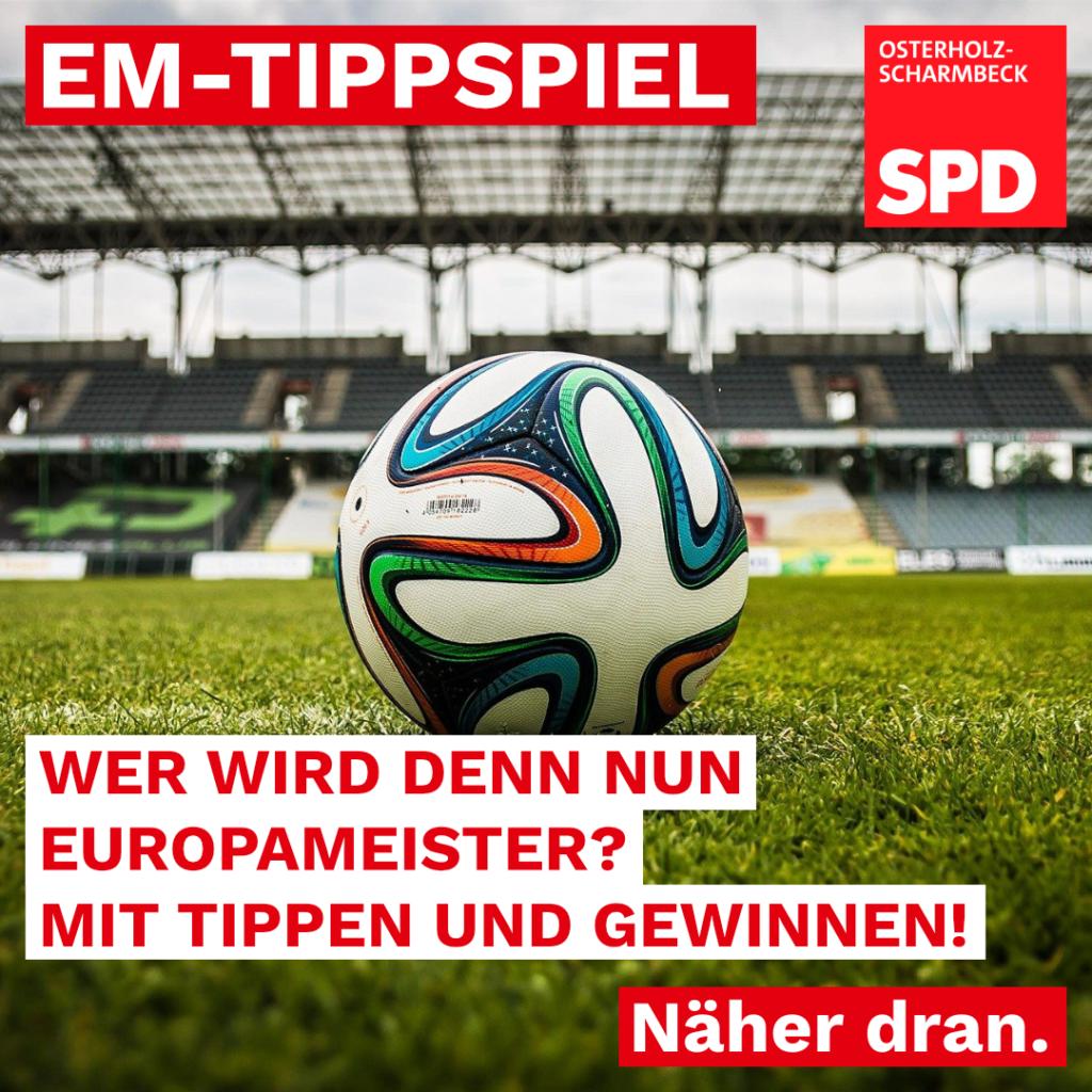 Fussball-EM 2021 Tippspiel