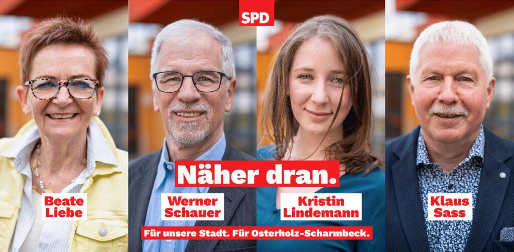 Unsere Top-Kandidat:Innen für die Kommunalwahl 2021