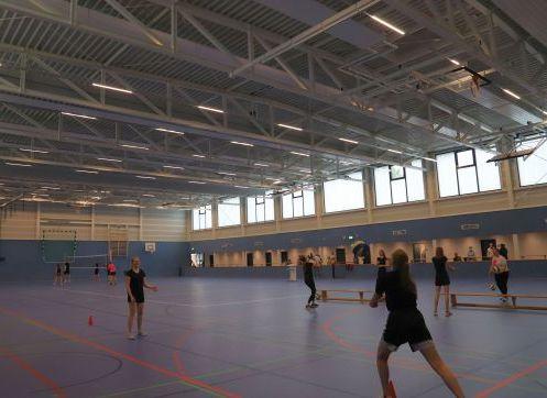 Sporthalle der IGS eingeweiht