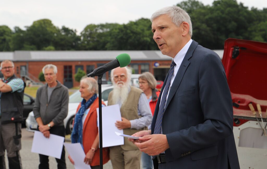 Bürgermeister Torsten Rohde