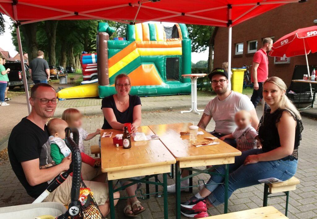 Grillfest Garlstedt