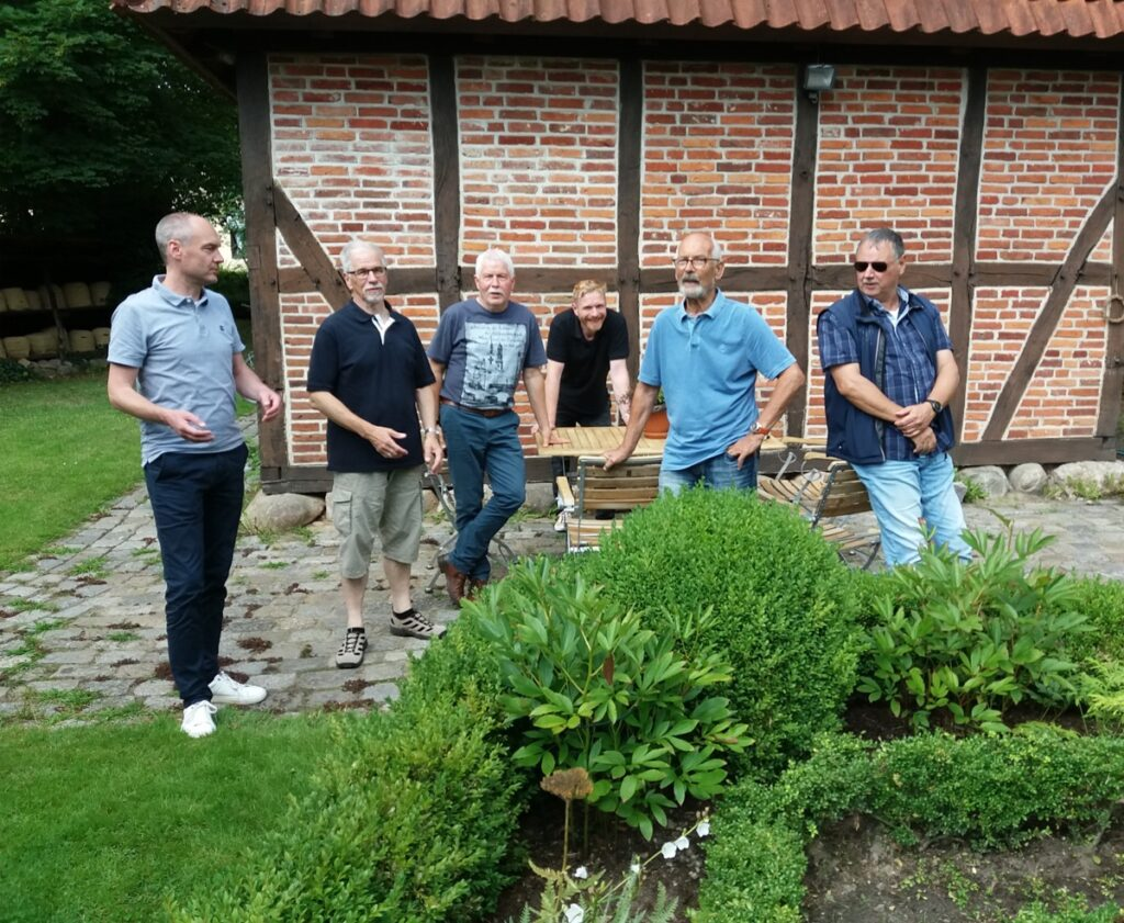SPD-Stadtratsfraktion besucht Alt-Osterholz